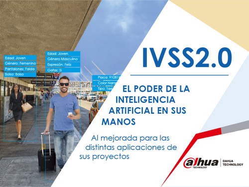 video vigilancia inteligente (IVSS) 2.0